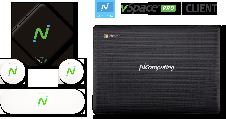 NComputing Thin Clients