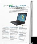 CX-series Chromebook CX110 datasheet