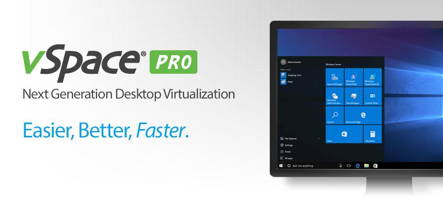 vSpace Pro 10